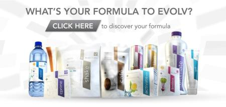 What's your formula to evolv